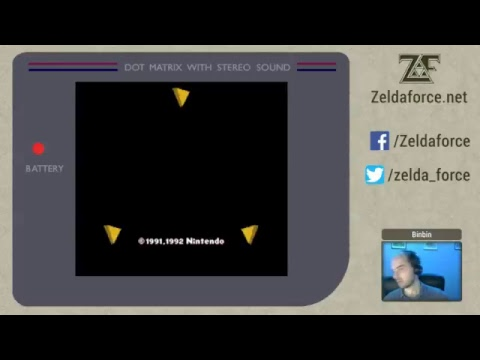 A Link to the Past - Live Gaming - Partie 1