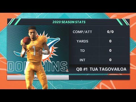 Madden NFL 21 – Kansas City Chiefs Vs Miami Dolphins (Tua Tagovailoa) Simulation PS4 Gameplay