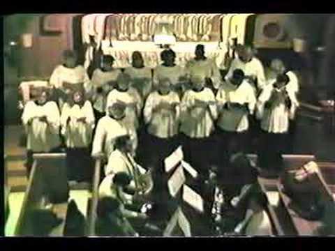 ESaintJean & Good Shepherd Choir- Easter Cantata- 1992