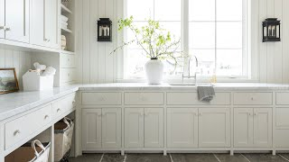 McGee Home: Laundry Room