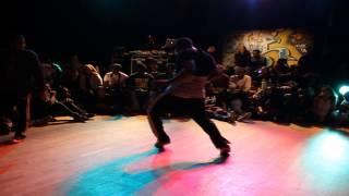 preview picture of video 'Dandy vs Prince - 1/4 de final Popping - Battle de Bondy 2014'