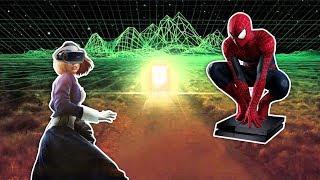 ВИРТУАЛЬНАЯ РЕАЛЬНОСТЬ - Новости: НОВИНКИ Sony Playstation VR на E3 2018! Bioshock, Spider-Man и пр.