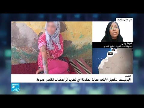 العرب اليوم - شاهد: حقوقية تكشف أن حالات الاغتصاب المسكوت عنها في المغرب كثيرة جدا