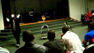 "SIUE Gods Anointed Mime Ministry- ""911"""