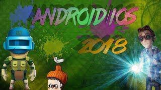 Лучшие новые игры на android/ios 2018