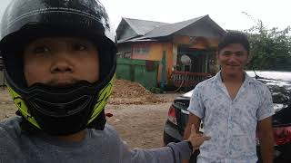 preview picture of video 'Initial for blogger and Siang ride'