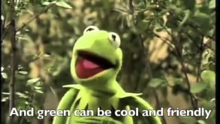 Bein' Green - Kermit the Frog (with lyrics)