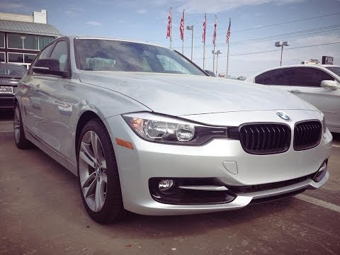 Start Up, Exhaust, Full Review 2014 BMW 328i