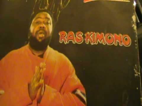 Ras Kimono – Kill Apartheid