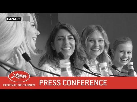 THE BEGUILD - Press Conference - EV - Cannes 2017