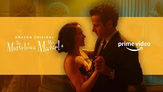 The Marvelous Mrs. Maisel | Will They Or Won't They? | Prime Video