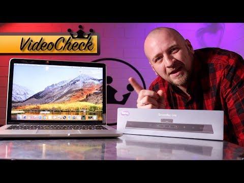 🔴Monitor - Laptop Schreibtischlampe von Benq  im Test