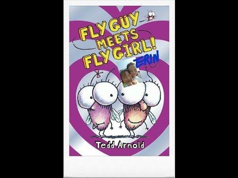 ERIN-#Fly Guy Meets Fly Girl!