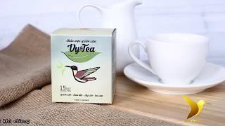 Giới thiệu trà thảo mộc giảm cân Vy & Tea