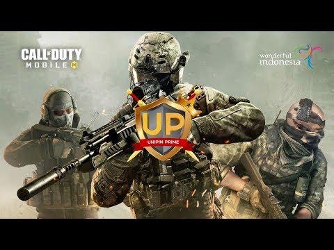 Unipin Prime - Call Of Duty Mobile | Turnamen Bertabur Bintang