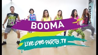 Booma | Zumba® | Live Love Party | Dance Fitness
