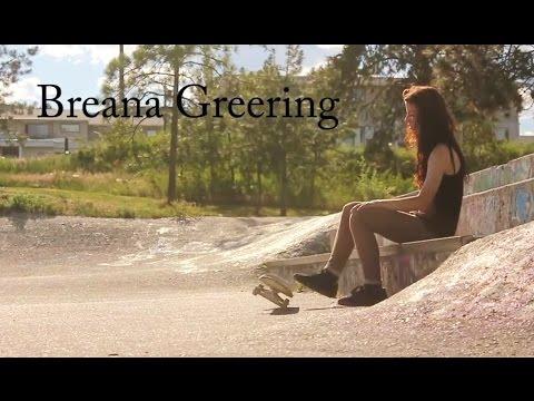 Breana Geering - Full Part - Bakers Dozen Video - the Bakery Skateshop