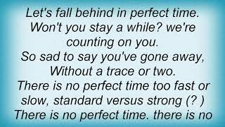 Archers Of Loaf - Perfect Time Lyrics