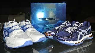 KoF Mailbox: Asics GEL-Kayano Limited Edition 20th Anniversary Package