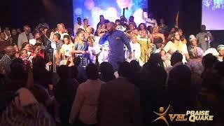 Dayo Bello @ #PraiseQuake 2019 Celebrating The Grace Of God