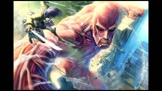 Attack on titan -  (Shingeki no Kyojin)   calling out your name [ep 13 full song]