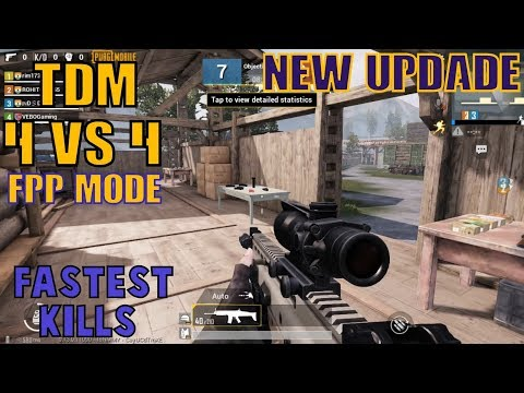Download Fpp Pubg Tdm Match With Peero Player Pubg Mobile Video 3GP