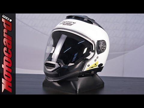 Nolan N-44: Análisis del casco en Motocard.com