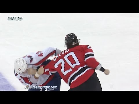 Tom Wilson vs Luke Gazdic