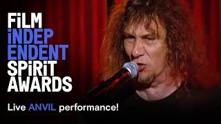Anvil Performs at the 25th Spirit Awards