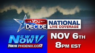 FNN: National Coverage Midterms 2018 - FULL RESULTS