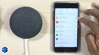 How To Setup Your Music Services To Google Home Devices