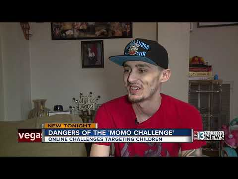 f14d17c933 Vegas father concerned about potentially deadly 'Momo Challenge'