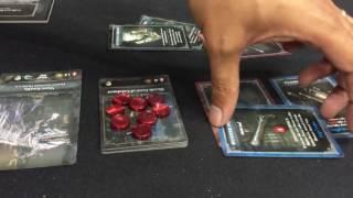 Bloodborne The Card Game @ Gen Con 2016