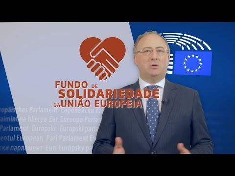 Minuto Europeu nº 83 - Fundo de Solidariedade da União Europeia