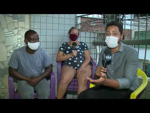 Casal, que perdeu dois filhos em incêndio no Recife, está sem casa e precisa de ajuda