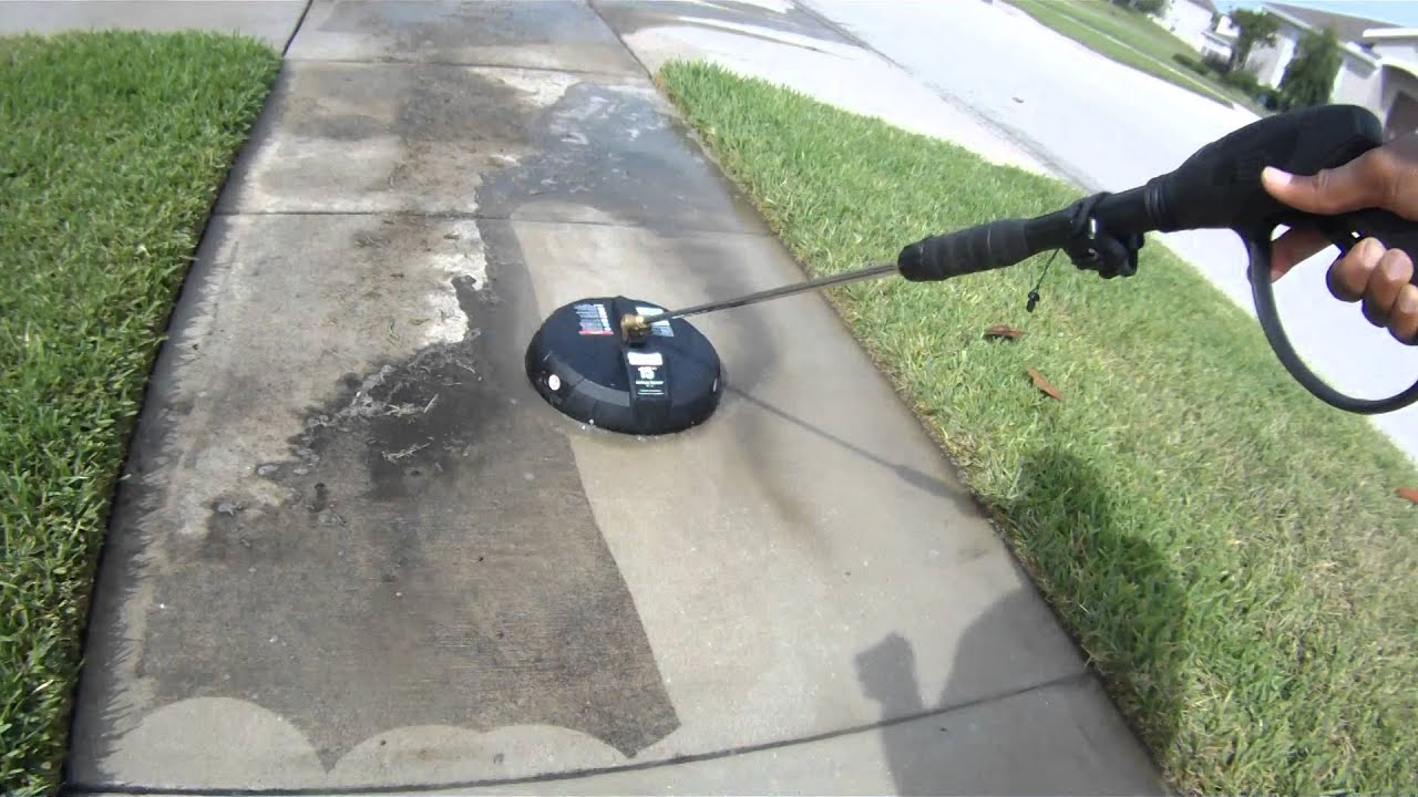 surface cleaner attachment