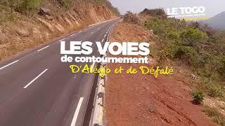 Film promotionnel diffusé lors du business forum Togo - Chine