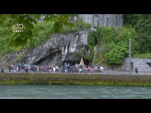 Messe à Lourdes du 18 juin 2020