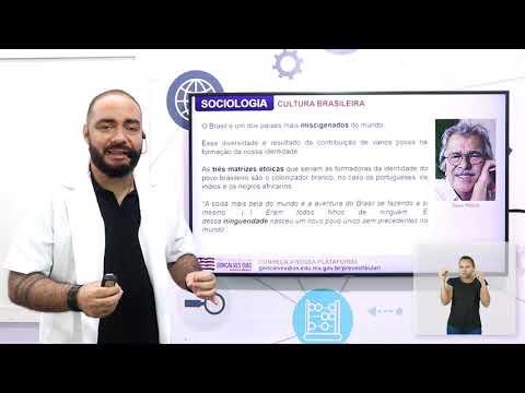 Aula 13 | Cultura brasileira - Parte 02 de 03 - Sociologia