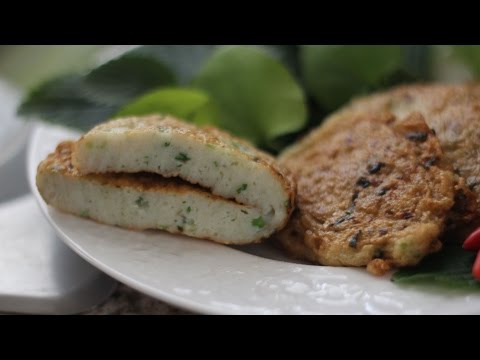 Cha Ca (Vietnamese Fish Patties/Cake) Tilapia Fish Recipe