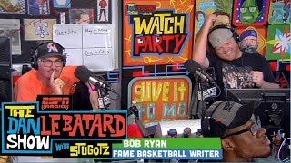 Bob Ryan calls out 'idiot' producer for take on playoff accomplishments | Dan Le Batard Show | ESPN - dooclip.me