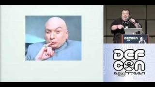 Defcon 18 - Physical Security Your doing it wrong- A.P. Delchi - Part.mov