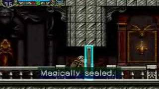 Lets Play Castlevania: SotN #3 - Maria And The Blue Door
