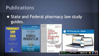 Chapter 20 Pharmacy Law PART 1