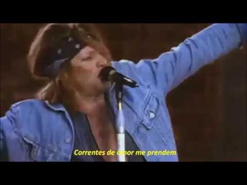 Bon Jovi - You Give Love A Bad Name (HD) - Legendado PT BR (Live From London 1995)