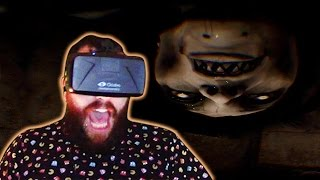 First Time User Plays ONE OF THE SCARIEST VR GAMES EVER!