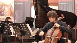 Ardian Halimi: Piano Trio (STASKIEWICZ, KOZIAK, TCHORZEWSKI) / ReMusica 2014