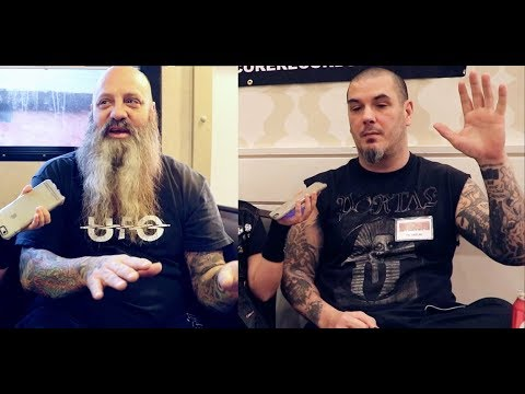 PHIL ANSELMO's ghost story: Is his house haunted? Kirk from CROWBAR agrees