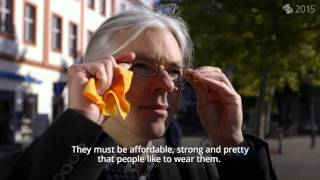 The Tech Awards 2015 laureate: OneDollarGlasses