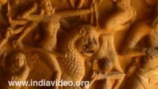 Mahishamardini Cave at Mahabalipuram
